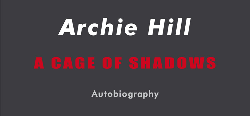 Archie Hill - A Cage of Shadows - Tangerine Press